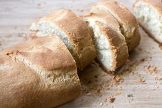 Olive Oil Bread- Just made this and added Italian seasoning and minced garlic. YUM! And super easy!  @Gelaine McClain