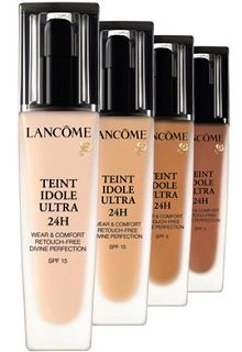 FREE Sample of Lancome Teint Idole Foundation!  FREE Sample of Lancome Teint Idole Foundation! Do you love try new cosmetics? If you do, you can get a FREE Sample of Lancome Teint Idole Foundation! All you have to do is select the shade of foundation and fill out the mailing form.        Thanks, Hunt4Freebies! http://www.savingsaplenty.com/free-sample-lancome-teint-idole-foundation/