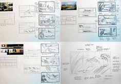 GCSE Art development of final artwork