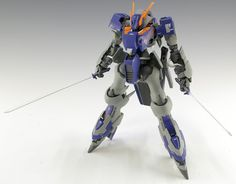 "HGUC 1/144 RX-160S Byarlant Custom ""Dainsleif"": produced by Street Evil. Full Photoreview No.68 Wallpaper Size Images !!!"