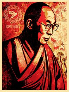 """""""In the present circumstances, no one can afford to assume that someone else will solve their problems.  Every individual has a responsibility to help guide our global family in the right direction.  Good wishes are not sufficient; we must become actively engaged.""""      The Dalai Lama"""
