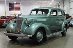 1937 Chevy Master Deluxe