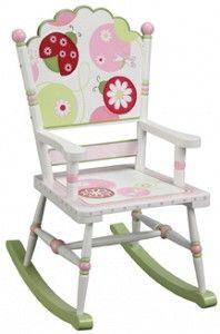 Sweetie Pie Kids Rocking Chair