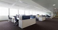 Open space nos escritórios da Sony em Paris, França
