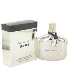 John Varvatos Platinum by John Varvatos Eau De Toilette Spray 4.2 oz