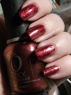 Orly - Rock-It   #nails #orly
