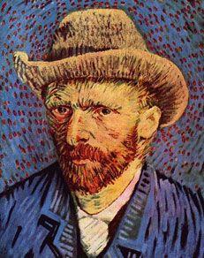 Bio of the Month Vincent Van Gogh