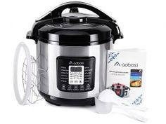 Aobosi Pressure 8-in-1 Electric Multi-cooker 8QT
