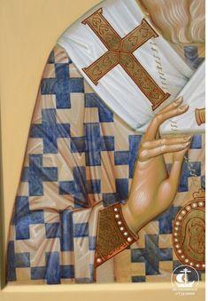 Raphael Angel, Archangel Raphael, Byzantine Icons, Byzantine Art, Religious Images, Religious Art, Icon Clothing, Russian Icons, Art Icon