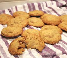 Chocolate Caramilk Surprise Cookies « Cookbook Hub #cookie #chocolate #recipe