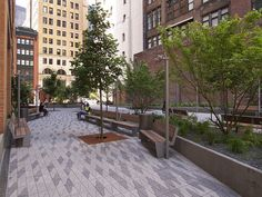 Beekman Plaza by archidose, via Flickr