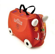 Trunki Gruffalo Ride-on Suitcase