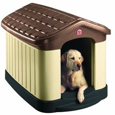 Step 2 Tuff-N-Rugged Dog House by Pet Zone