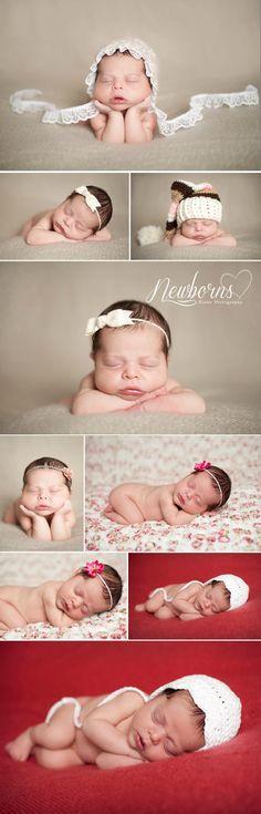 Newborn Baby Girl Photography