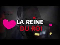 LA REINE DU ROI - YouTube Dama Dresses, King, Chic Dress