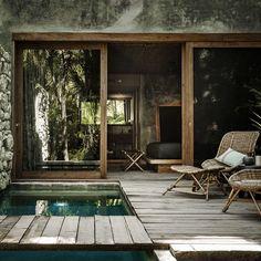 Travel Tuesday | Beachfront - Be Tulum, Mexico