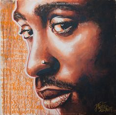 2pac by pErs on DeviantArt
