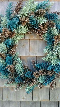 Made with Pinecones