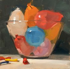 Carol Marine's Painting a Day: My Stash