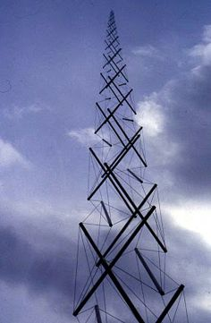 The Mathematical Tourist: Needle Tower George Snelson