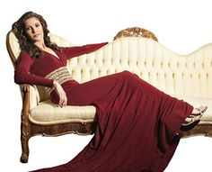 Custom Pageant Gown 38961 by Sherri Hill - Burgundy size 8 - one of a kind!