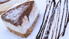 La cheesecake cocco e nutella è un dolce dal sapore corposo e molto buono nel quale questi due ingredienti si fondono al meglio