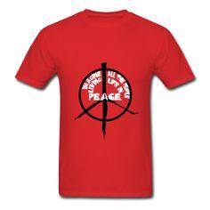 John Lennon Imagine - Men's T-Shirt Imagine John Lennon, Heather Black, Fruit Of The Loom, Cloth Bags, Polo Shirt, T Shirt, Apparel Design, Fabric Weights, Cool Designs