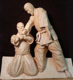 Yoshinkan Aikido - Hanmi Han Dachi Shihonage. A Yoshinkan Aikido Technique..