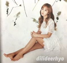 dilideerhyo @hover811 #yuri 151230 Girls' Generation Global Calendar part2