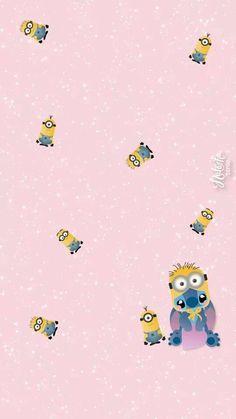 Stitch & Minions