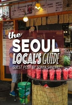 Our insider, Sonya Sandhu of BAMtravels, shares a local's point of view and exactly what to do in Seoul, South Korea. Take notes. www.travel4life.club