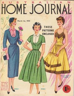 Australian Home Journal Mar 1955