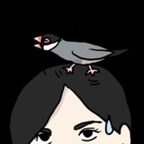 Java sparrow Chappy vol2 - LINE Creators' Stickers