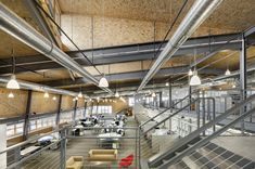 Galería de Sede Norteamericana de Pearl Izumi / ZGF Architects - 3