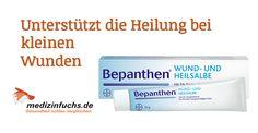 #ProduktDesTages: #Bepanthen. Bis zu 48 % (!) Ersparnis: ➤➤➤ https://www.medizinfuchs.de/1578847 -------- #wundsalbe #fitness #wellness #gesundheit #medizin #medikamente #apotheke #arzneimittel #preisvergleich #medizinfuchs