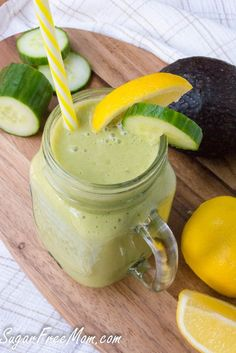 green tea detox smoothie3 (1 of 1)
