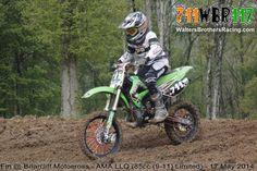 Fin Walters #711 @ Briarcliff Motocross - AMA LLQ (85cc (9-11) Limited) - 17 May 2014  #WaltersBrothersRacing #711WBR117 #Motocross #MX #AnySportHeroCards #AXOracing #BrapCap #DT1Filters #DunlopTires #EKSBrandGoggles #FafPrinting #K3offroad #MikaMetals #MotoSport #RiskRacing #SlickProducts #SpokeSkins #StepUpMX #dirtbike #Kawasaki #KX #KX85 #85cc #Walters #Brothers #Racing #Fin #AMA #LLQ #Briarcliff