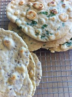 Gluten-free, Dairy-free Flour Tortillas and Flatbread