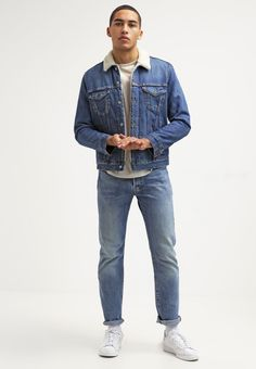 Levi's® 501 ORIGINAL FIT - Straight leg jeans - blue denim for £85.00 (08/01/16) with free delivery at Zalando