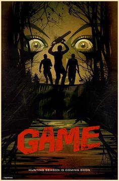 James White's Poster Designs