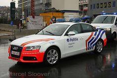 Audi Police Car   Police Car Photos