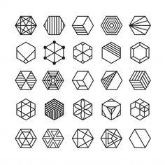 Find Hexagon Geometric Vector Icon Ornament stock images in HD and millions of other royalty-free stock photos, illustrations and vectors in the Shutterstock collection. Geometric Patterns, Geometric Logo, Geometric Designs, Geometric Shapes, Geometric Hexagon Tattoo, Hexagon Pattern, Pattern Design, Design Elements, Design Art