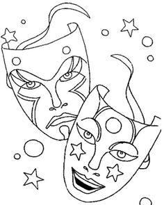 the most coolest attractive mardi gras 2013 coloring pages free printable http