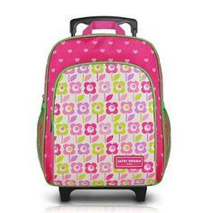 6504d07be10 Mochila com Rodinhas (pequena) - Pink