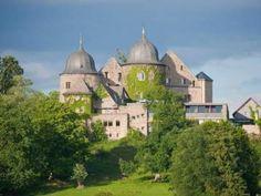 Castle Sababurg, Germany (Sleeping Beauty's castle)