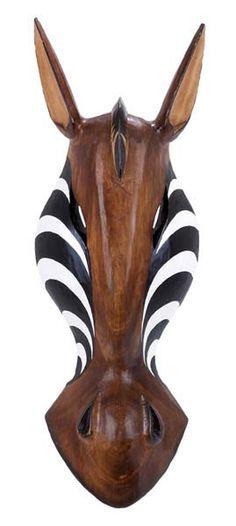 African safari tribe mask 7