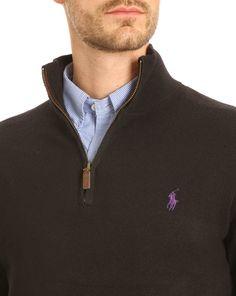 Cultures Hommes: Pull zip Polo Ralph Lauren
