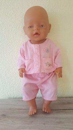 Zapf Creation Baby Born - Bekleidung - 2-Teiler Poloshirt mit Höschen in Spielzeug, Puppen & Zubehör, Babypuppen & Zubehör | eBay!