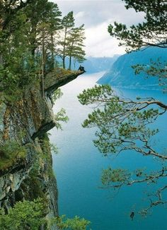 Fjord Perch, Norway