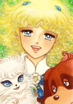 Lulù, la principessa dei fiori.